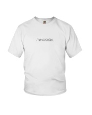 personal white Hoodie Youth T-Shirt thumbnail