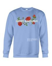 WINTER BLUE GOOD ENOUGH PULLOVER HOODIE Crewneck Sweatshirt thumbnail
