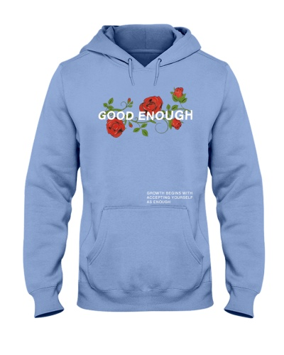WINTER BLUE GOOD ENOUGH PULLOVER HOODIE