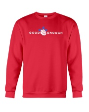 GOOD ENOUGH RED SHIRT HOODIE Crewneck Sweatshirt thumbnail