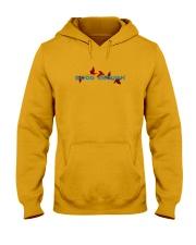 GOOD ENOUGH YELLOW T SHIRT HOODIE Hooded Sweatshirt thumbnail