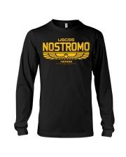 USCSS Nostromo Long Sleeve Tee thumbnail