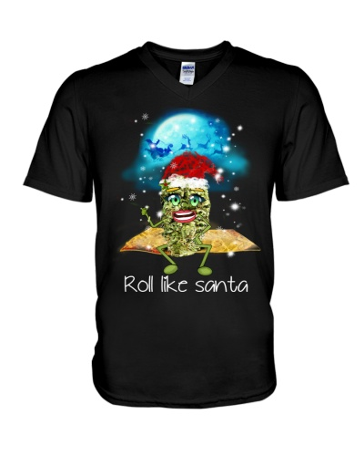 Roll like santa