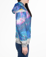 Underwater Sea Creatures Women's All Over Print Hoodie aos-complex-women-hoodie-lifestyle-right-01