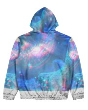 Underwater Sea Creatures Women's All Over Print Hoodie back