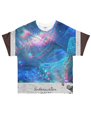 Underwater Sea Creatures All-over T-Shirt thumbnail