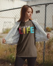 Way To Go Life Classic T-Shirt apparel-classic-tshirt-lifestyle-07
