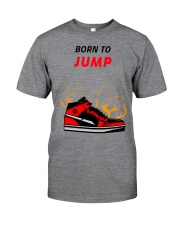 Born To Jump Classic T-Shirt tile