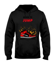 Born To Jump Hooded Sweatshirt thumbnail