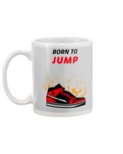 Born To Jump Mug back