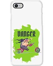Biker Danger Phone Case thumbnail