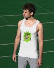 Biker Danger Unisex Tank apparel-tshirt-unisex-sleeveless-lifestyle-front-03