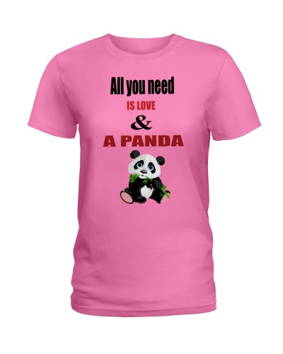 All you need is love and a panda