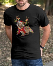 Bulldog Holidays Classic T-Shirt apparel-classic-tshirt-lifestyle-front-52