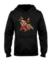 Bulldog Holidays Hooded Sweatshirt thumbnail