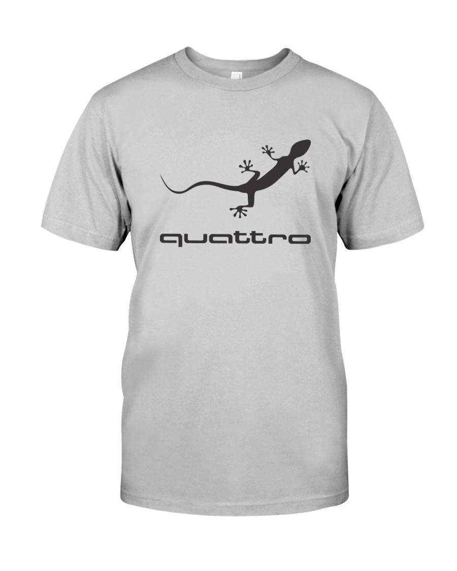Quattro Tshirt Classic T-Shirt