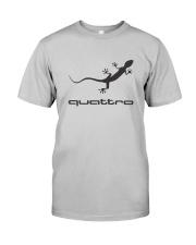 Quattro Tshirt Classic T-Shirt front