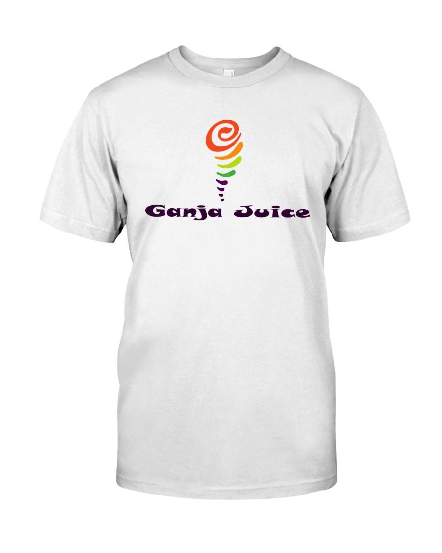Ganja Juice  Premium Fit Mens Tee