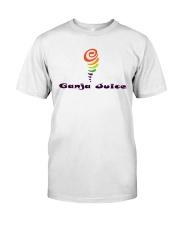 Ganja Juice  Premium Fit Mens Tee front