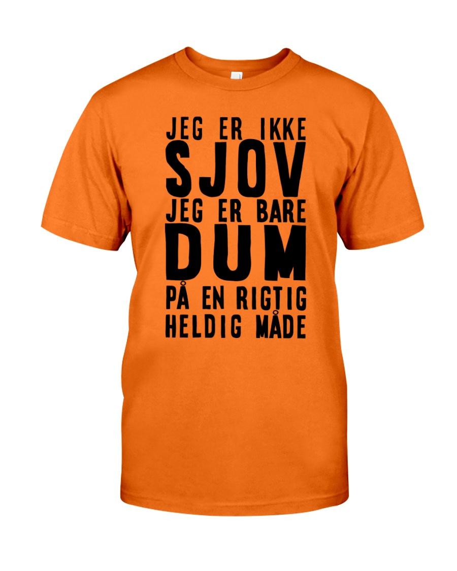 Dumt og sjovt Classic T-Shirt