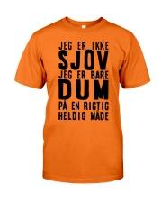 Dumt og sjovt Classic T-Shirt front