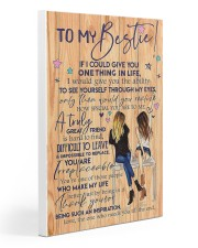 To my bestie v10 Gallery Wrapped Canvas Prints tile