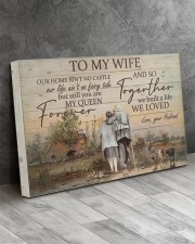 To My Wife Farmer 30x20 Gallery Wrapped Canvas Prints aos-canvas-pgw-30x20-lifestyle-front-08