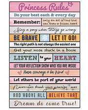 Dear daughter from DAD Vertical Poster tile