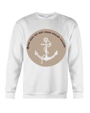 Sea Anchor Hoodie Winter Crewneck Sweatshirt thumbnail