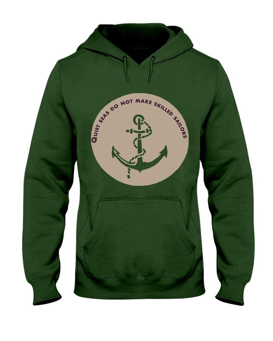 Sea Anchor Hoodie Winter Hooded Sweatshirt