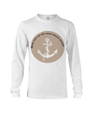 Sea Anchor Hoodie Winter Long Sleeve Tee thumbnail