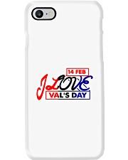 Lovelynaj valentine T-Shirt design Phone Case thumbnail