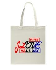 Lovelynaj valentine T-Shirt design Tote Bag thumbnail