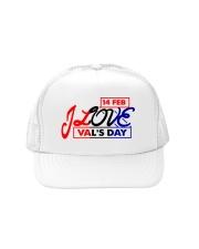 Lovelynaj valentine T-Shirt design Trucker Hat thumbnail