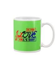 Lovelynaj valentine T-Shirt design Mug thumbnail
