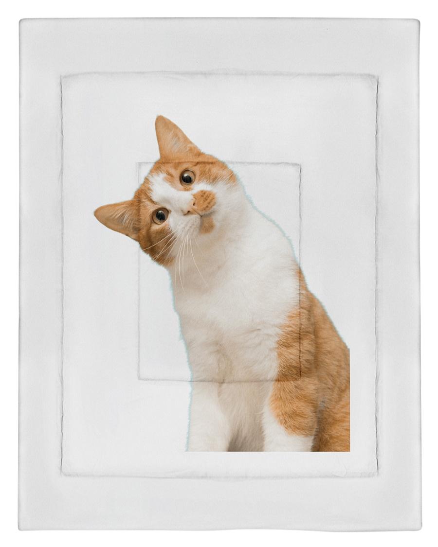Funny kitty Comforter - Twin