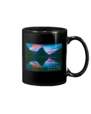 Reflections Milford Sounds New Zealand Mug front