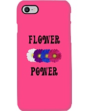 Flower Power Square Design Phone Case thumbnail
