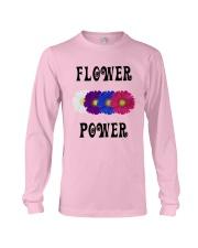Flower Power Square Design Long Sleeve Tee thumbnail