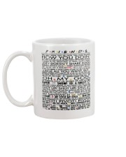 Friends TV Mug back