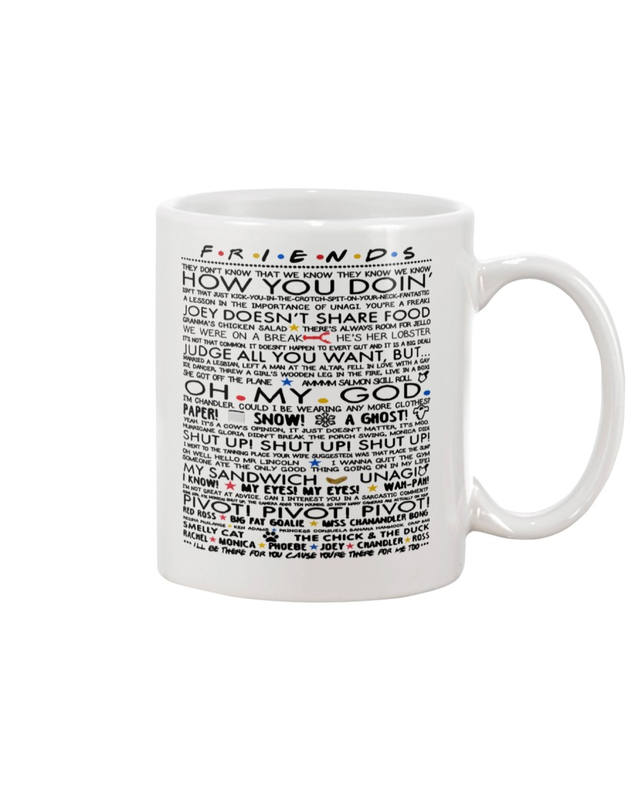Friends TV Mug