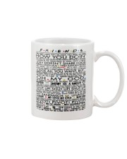 Friends TV Mug front