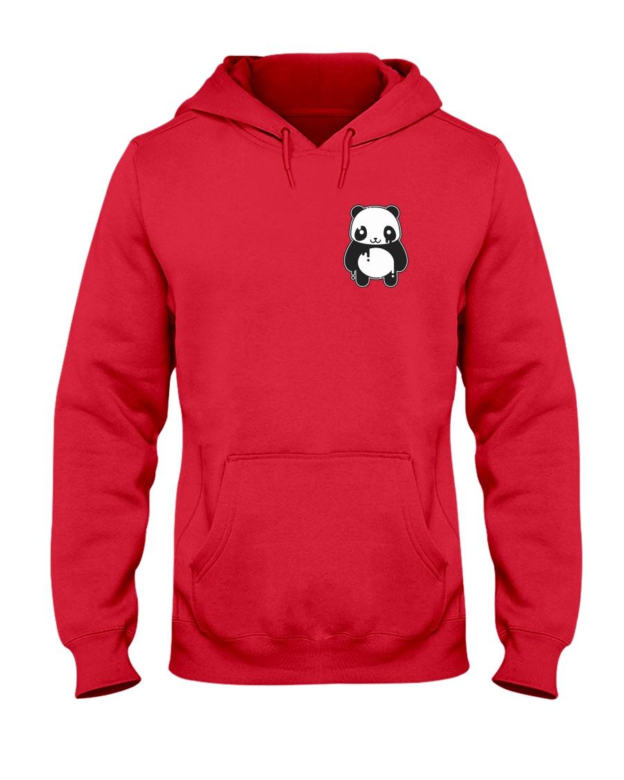 Panda Hoodie Hooded Sweatshirt