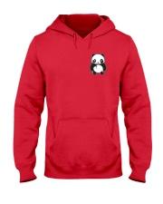 Panda Hoodie Hooded Sweatshirt front