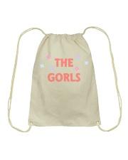 Gorls Merch  Drawstring Bag thumbnail