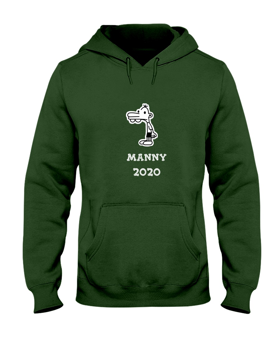 Manny 2020 Hooded Sweatshirt