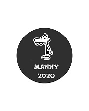 Manny 2020 Circle Magnet thumbnail