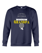 Professional Grandpa Crewneck Sweatshirt front