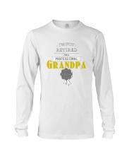 Professional Grandpa Long Sleeve Tee thumbnail
