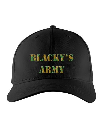 blackys army cap